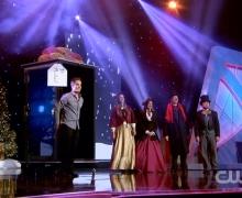 Michael Grandinetti Christmas Magic on The CW