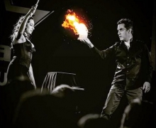 Michael Grandinetti - Flames in Color