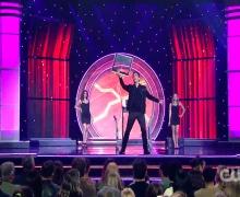 Michael Grandinetti Razor Sharp Blade on The CW