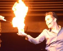Michael Grandinetti Tour - Fire Vanish