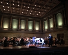 Michael Grandinetti with the Rochester Philharmonic Orchestra 3