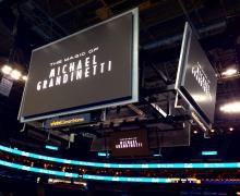 The Magic of Michael Grandinetti at Vivint Smart Home Arena