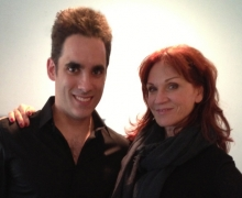 Michael Grandinetti on The Marilu Henner Show