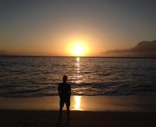 Maui After Michael's Show