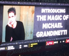 The Arizona Cardinals Welcome Michael Grandinetti To Halftime