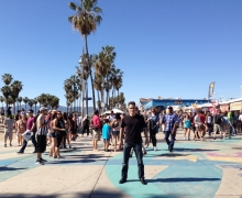 POP TV's Don't Blink at Venice Beach