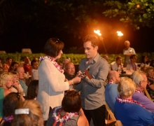 Michael Grandinetti's Interactive Magic in Maui