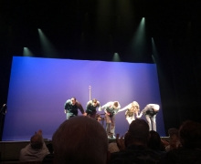 Michael Grandinetti and Cast Take Their Final Bow at It's Magic