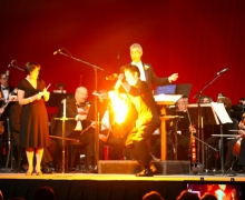 Michael Grandinetti Symphony Fire Magic