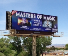 Masters of Magic Billboard