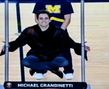 Michael Grandinetti on CBS