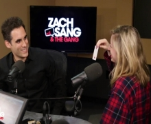 Michael Grandinetti on the Zach Sang and the Gang Show in Hollywood