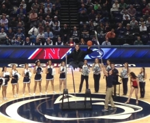 Michael Grandinetti Levitates at Penn State
