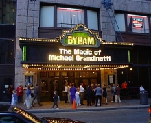 Michael Grandinetti at Pittsburgh's Byham Theater