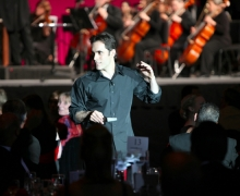 Michael Grandinetti Creates Symphony Magic