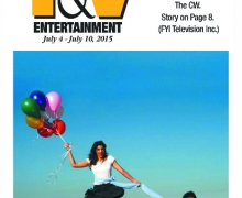 Michael Grandinetti TV & Entertainment Cover